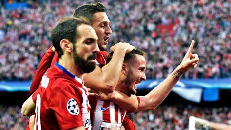 Liga BBVA 2016:: Resultado Atlético Madrid vs Rayo ...