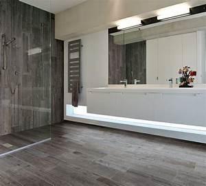 carrelage imitation teck meilleures images d39inspiration With imitation carrelage salle de bain
