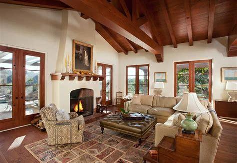 spanish style living room ideas