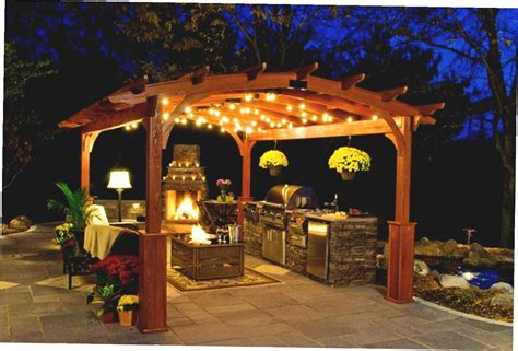 solar string lights for gazebo gazebo ideas