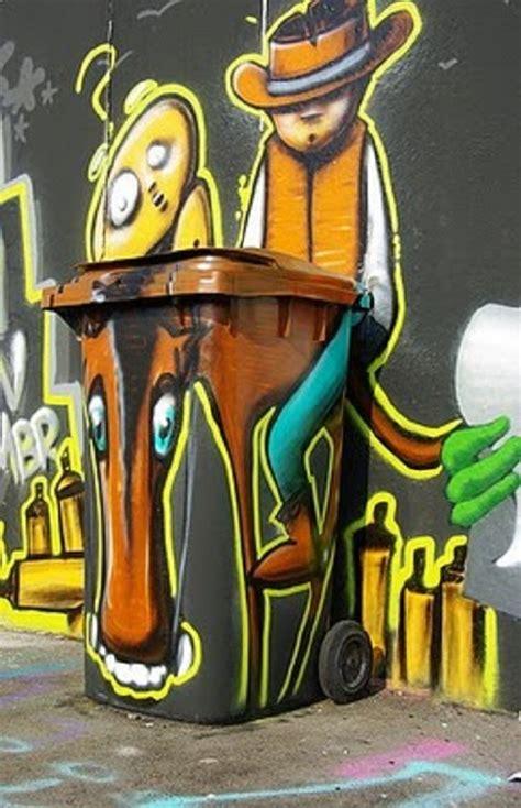 saddle  graffiti cowboy neatorama