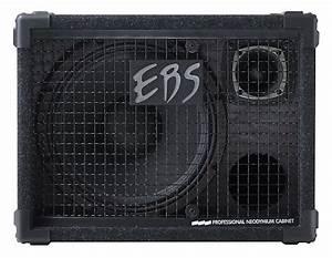 Ebs Neo 112 Bass Amplifier Cabinet