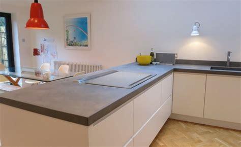 alternative to kitchen arbeitsplatte betonoptik modernität und beständigkeit