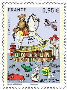 Poids Courrier Timbre : timbre europa les jouets anciens boutique particuliers la poste ~ Medecine-chirurgie-esthetiques.com Avis de Voitures