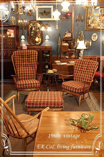 early american colonial revival furniture vintage