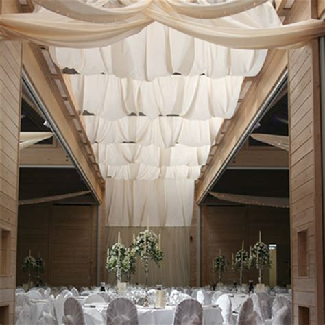 a wedding planners wedding styling and decor wedding - Roof Draping