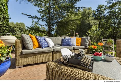 Sitzecken Im Garten  Machen Sie Es Sich Im Grünen Gemütlich