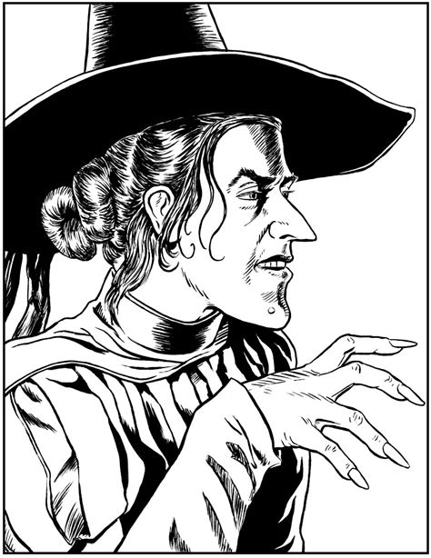Evil Witch Drawing at GetDrawings.com | Free for personal use Evil Witch Drawing of your choice