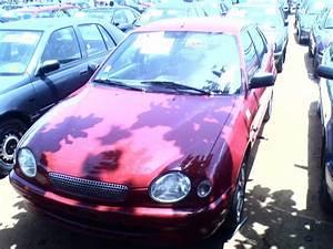 2000 Toyota Corolla From Cotonou Price  630 000 Naira See