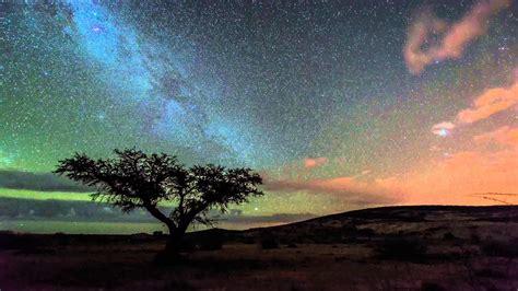 Namibian Sky 4k