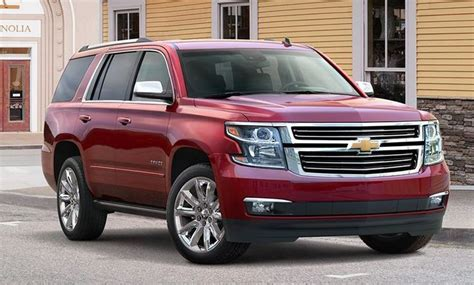 suvs   row seating   family chevrolet tahoe