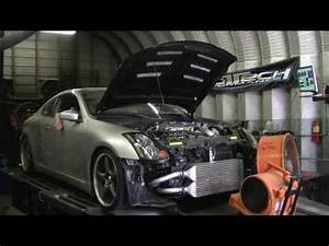 Ptp Infiniti G35 Greddy Twin Turbo Dyno 450whp