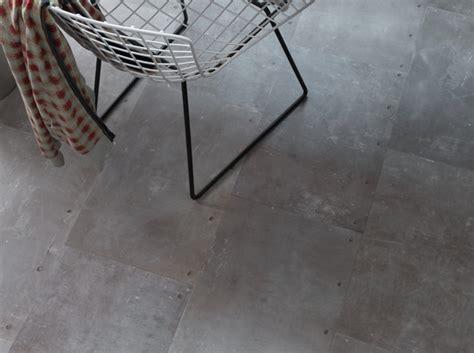 deco peinture cuisine tendance les sols en vinyle effet béton ont la côte décoration