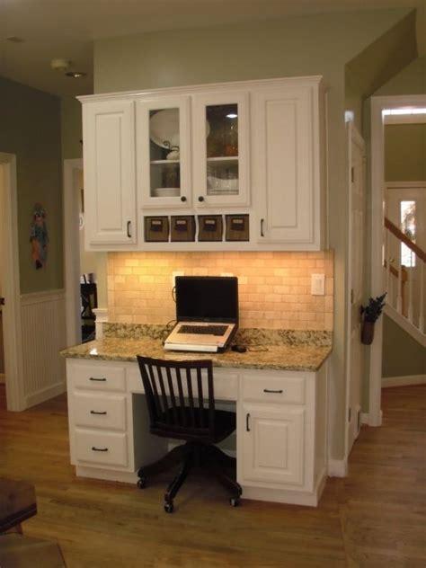 Kitchen Work Desk by Attractive Kitchen Desk Ideas Kitchen Ideas On