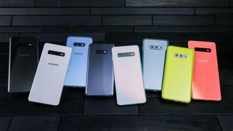 new galaxy s10 phones bring it 4 rear cameras 1tb of