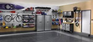 Meuble Rangement Garage : deco garage atelier ~ Melissatoandfro.com Idées de Décoration