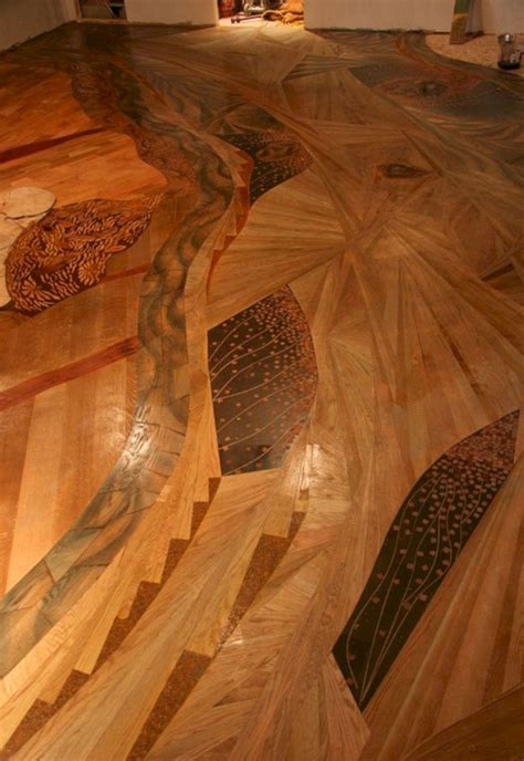 Unique Hardwood Floor Design Ideas (unique Hardwood Floor