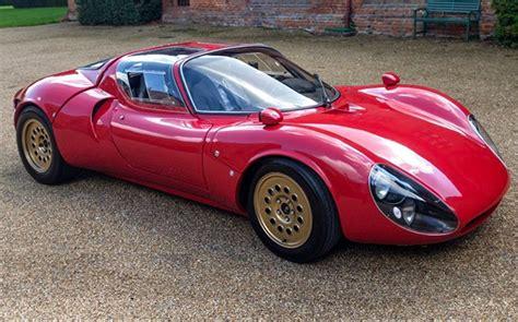 Alfa Romeo 33 Stradale For Sale by Classic Alfa Romeo 33 Stradale Prototipo Composite