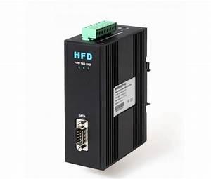 Can To Fiber Optic Converter