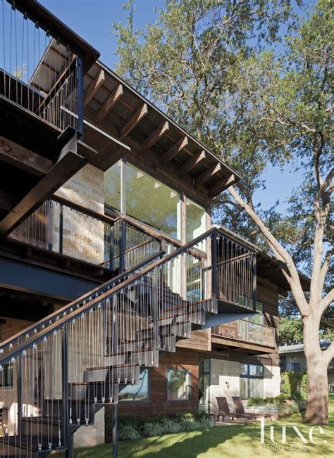 contemporary exterior steel stairs contemporary stairs
