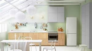 les erreurs a eviter quand on veut une cuisine couleur pastel With couleur murs cuisine avec meubles blancs