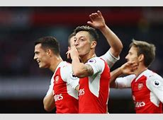 Arsenal 5 Takeaways From New Mesut Ozil Contract FOX Sports