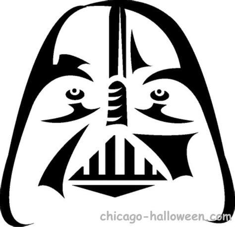 Darth Vader Pumpkin Template by Darth Vader Pumpkin Stencil For The Boys