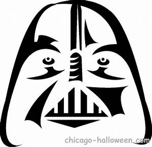 darth vader pumpkin stencil for the boys pinterest With darth vader pumpkin template