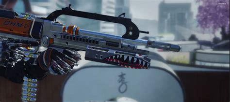 Cod Advanced Warfares Shocking New Weapons Hit Xbox