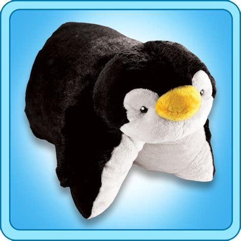 penguin pillow pet one of our most loved items pillow pets giveaway