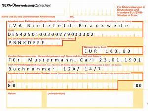 Iban Berechnen Postbank : justizvollzugsanstalt bielefeld brackwede bankverbindung ~ Themetempest.com Abrechnung