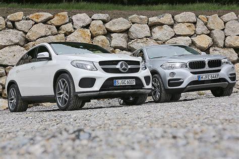 Compare the gle coupe vs. BMW X6 II vs Mercedes GLE Coupe - ForoCoches