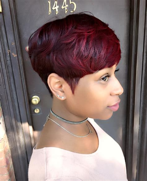 Cut Weave Hairstyles by Pin By Black Hair Information Coils Media Ltd On