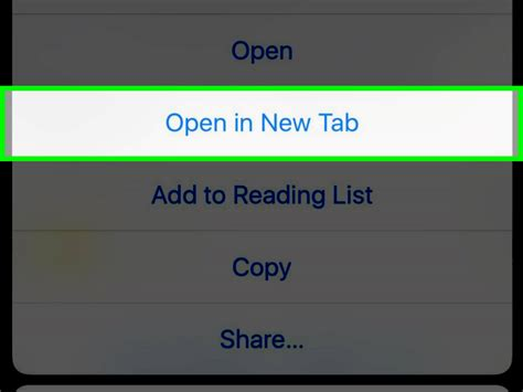 How To Open Links In The Background On An Iphone Or Ipad