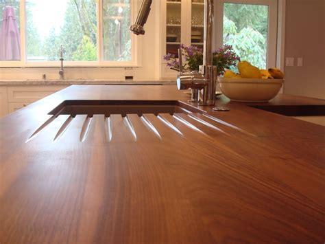 Choosing a Wood Countertop Sealer   J. Aaron