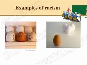 Racism in peace