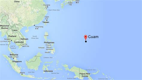 north korea examining plan  strike guam