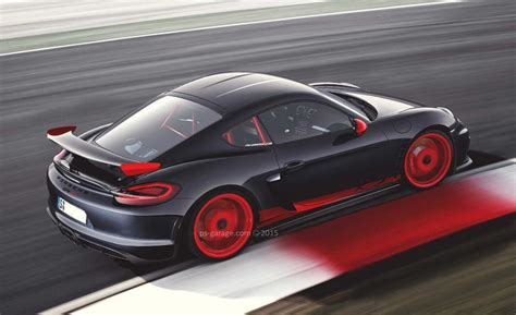Porsche Cayman Rs by Porsche Cayman Gt4 Rs In The Works