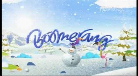 boomerang christmas 2014 idents presentation