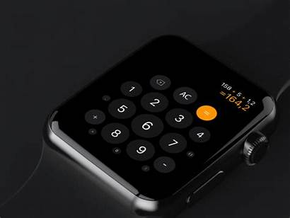 Inspiration Designers Weekly Calculator Ron Apple Concept