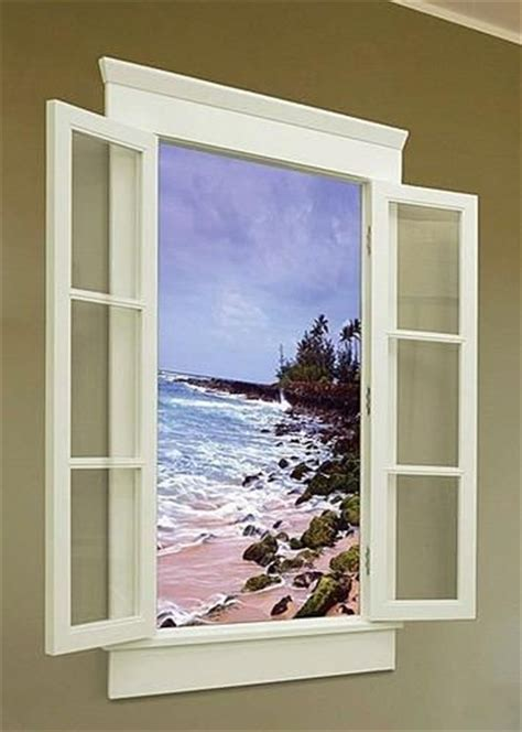 faux led window great  basement add lights recessed
