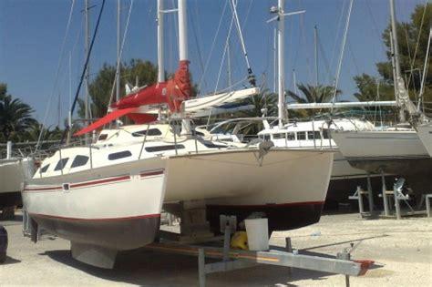 Catamaran Occasion by Catamaran Occasion Summer Twins 28 D 233 Riveur Int 233 Gral 27