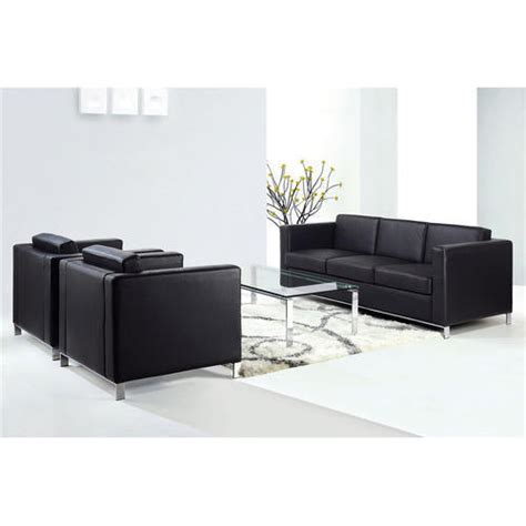 Black Leather Sofa Set Price by Black Office Sofa Set Designer Sofa ड ज इनर स फ स ट