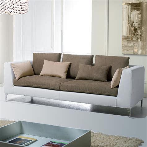 canapé cuir moderne design salon moderne cuir