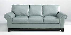 Light green leather sofa 1000 ideer om green leather sofas for Light green sectional sofa