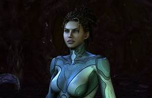 Tricia Helfer Finishes Kerrigan Voice Work for Starcraft 2 ...