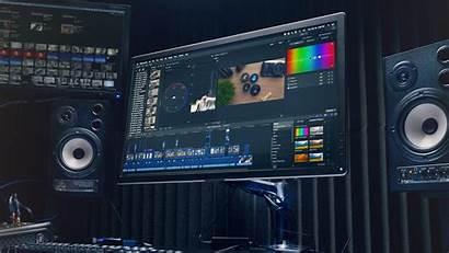 4k Dell Editing Monitor 27 Monitoring Camera