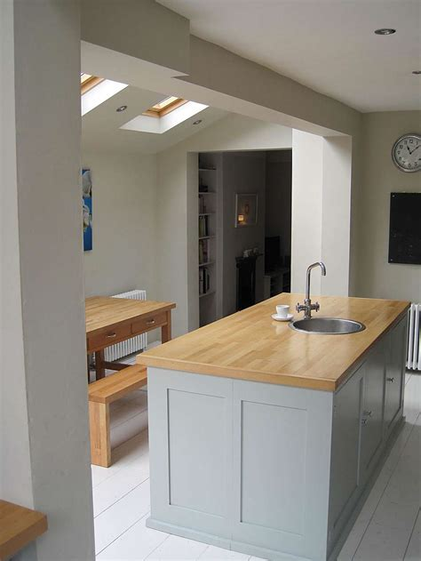 kitchen extension  room   roof mccurdy architecture