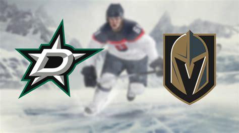 Dallas Stars vs Vegas Golden Knights Prediction 14.12.2019 ...