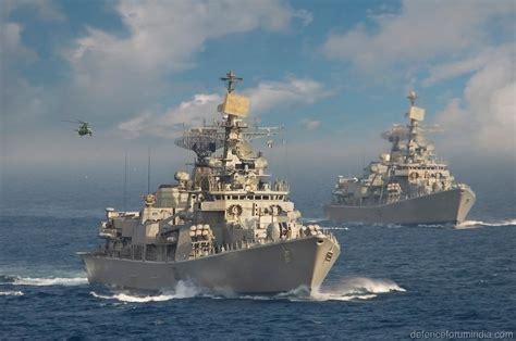 Indian Navy Delhi Class Destroyers | Indian Defence Forum